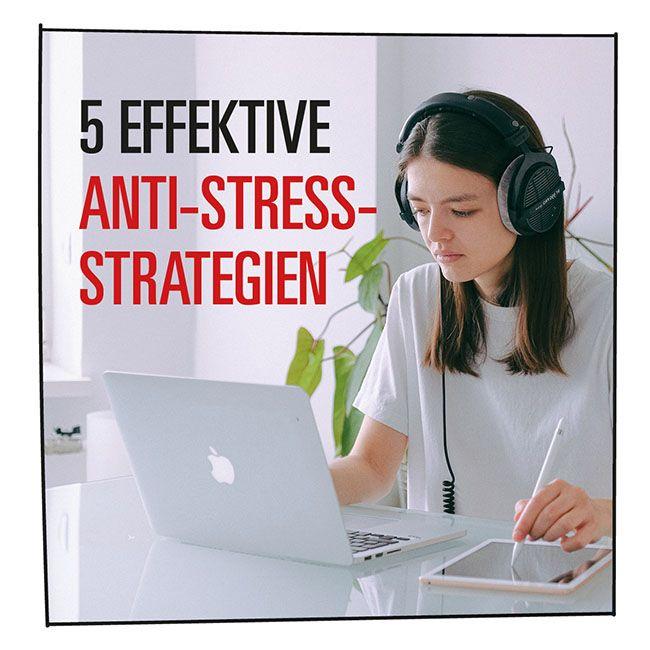 Digitalen Stress reduzieren im Arbeits- und Privatleben